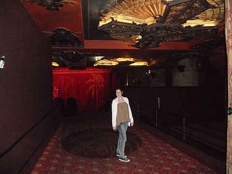 Chinese Theatre (inside) 1