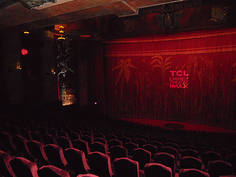Chinese Theatre (inside) 2